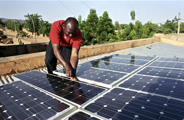Cheap Energy Source for Africa.