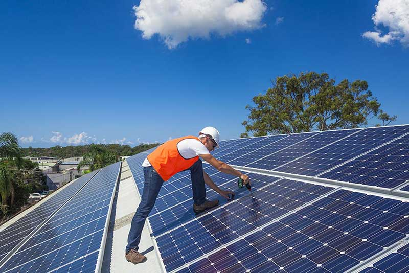 Get upto $5,600 in Solar Energy Rebates with Deltacron